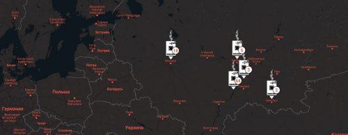 география строительства кирпичных печей для русской бани
