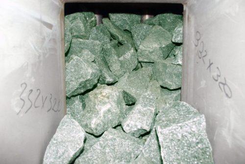 Камни для русской бани. Жадеит
